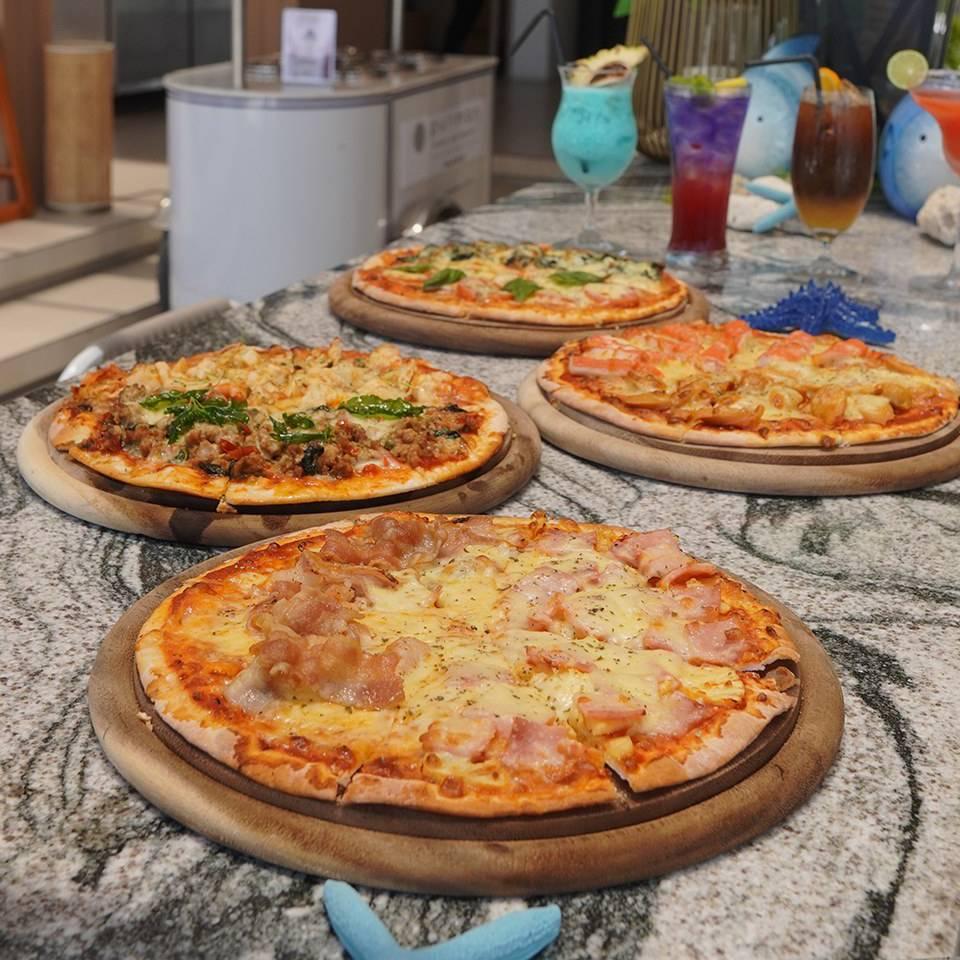 FAST & FUSION PIZZA